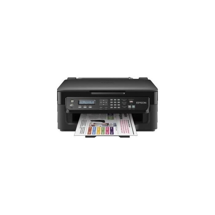 Epson Multifunción WorkForce WF2510WF Fax Wifi