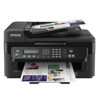 Epson Multifunción WorkForce WF2530WF Fax Wifi