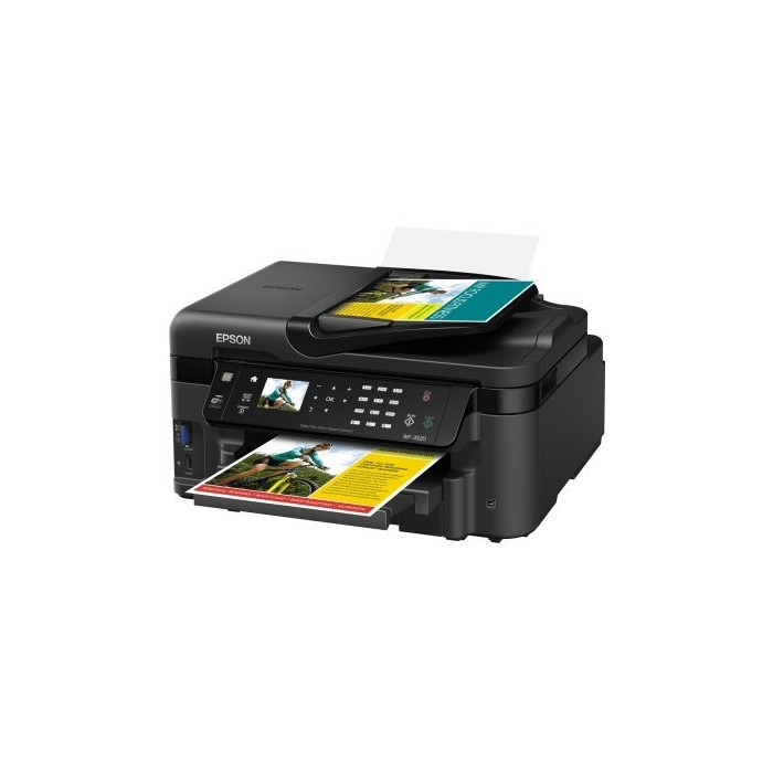 Epson Multifunción WorkForce WF3520DWF Color
