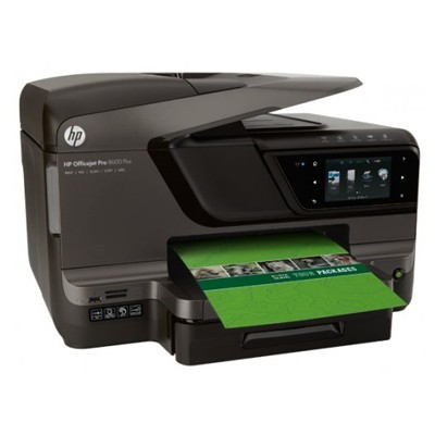 HP Officejet Pro 8600 Plus e-AiO Duplex Wifi Red