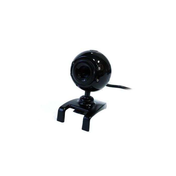 Omega Webcam Skylark OUW175+Mic+Luces Led