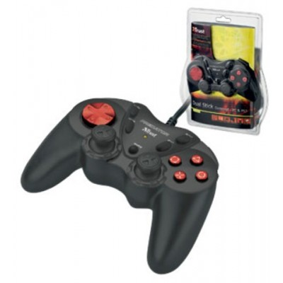 GAMEPAD DUAL STICK TRUST GM-1520