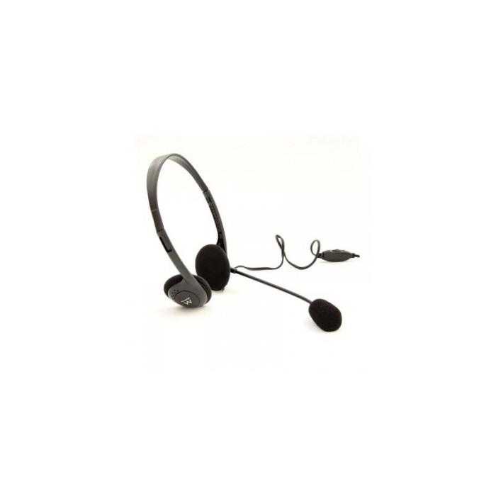 EMINENT-EWENT EW3563 Auriculares+ Micrófono Stéreo