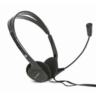 Omega Fiesta Auricular+Micro FIS1010 Negro