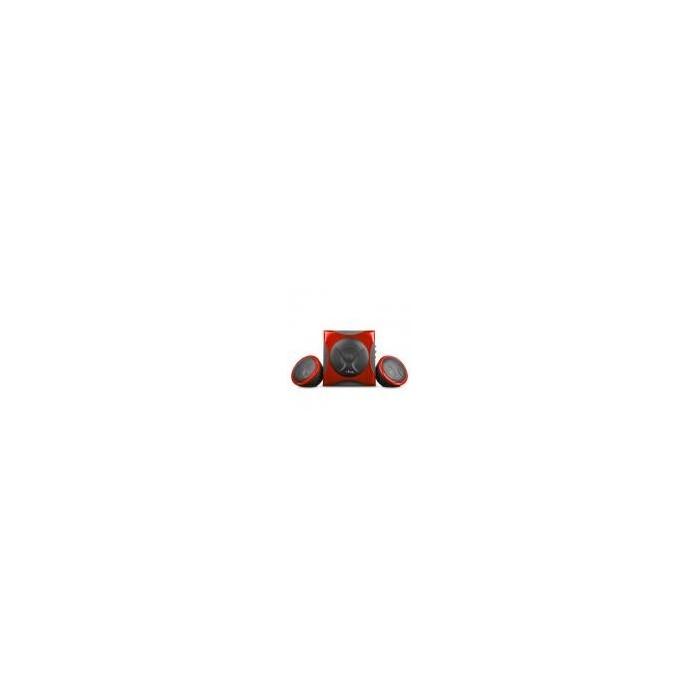 Energy Sistem Altavoz MP3 Sound 400 Negro y Rojo