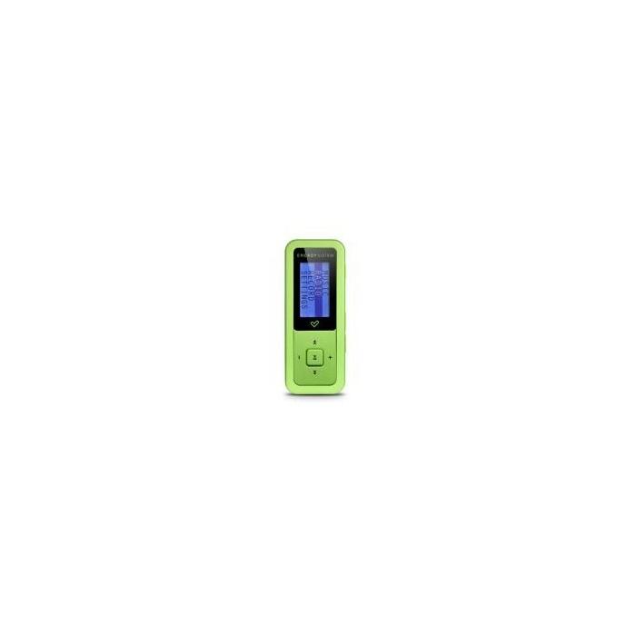 Energy Sistem MP3 Sport 1604 4GB Lime Green
