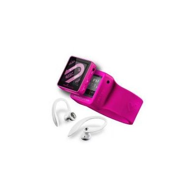 Energy sistem MP4 2504 Sport 4GB Fucsia Red