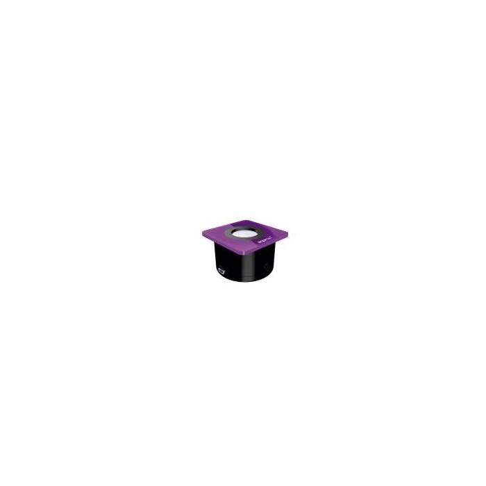 approx! Altavoz mini Portátil 3W Go&Play Negro/Pur