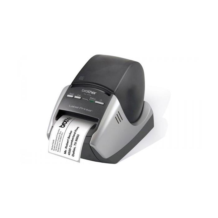 Brother QL-570 Impresora Etiquetas
