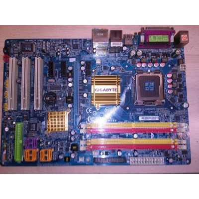Placa base Gigabyte GA-965P-S3 Rev.3.3