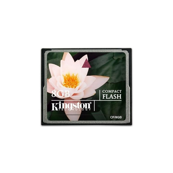 Kingston CF 8GB CompactFlash