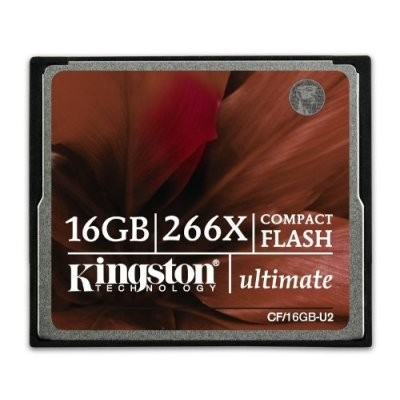 Kingston CF U2 CompactFlash Ultimate 16GB