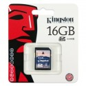 Kingston SD4/16GB Secure Digital SDHC 16GB CLASE 4