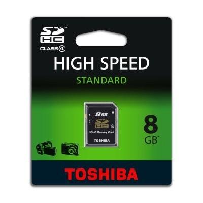Toshiba SD-C064UHS1 MICRO SD CLASE 10 64GB C/ADAPT
