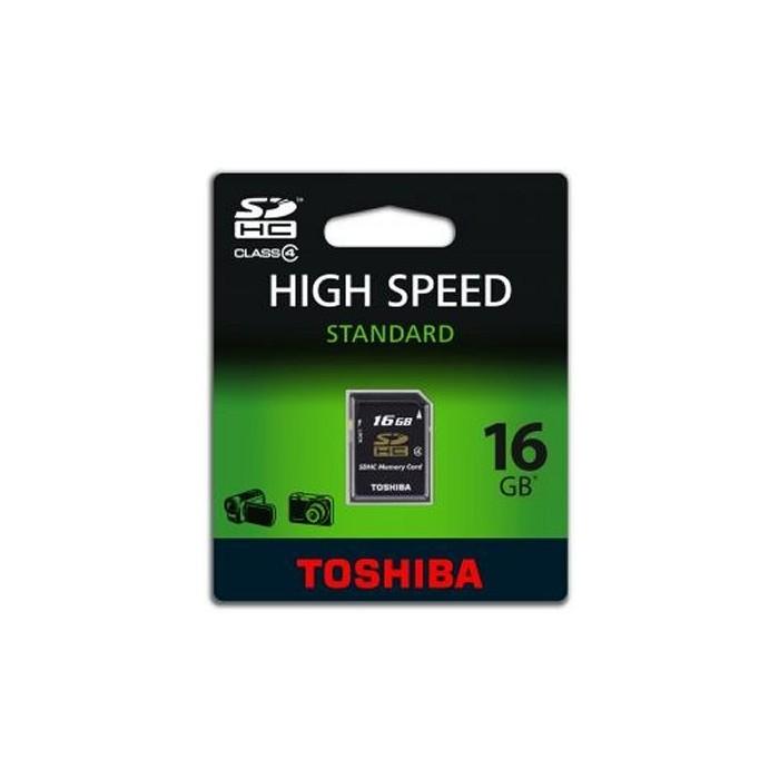 Toshiba SD-K16GJ SECURE DIGITAL SD CLASE 4 16GB