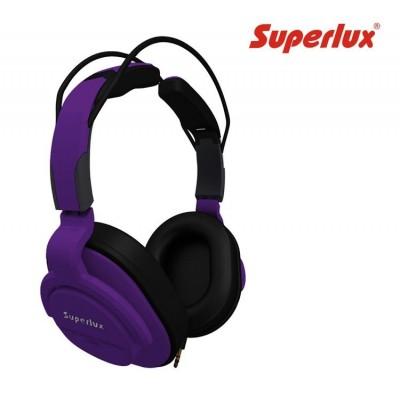 Auricular SuperLux HD661 Purpura Profesional