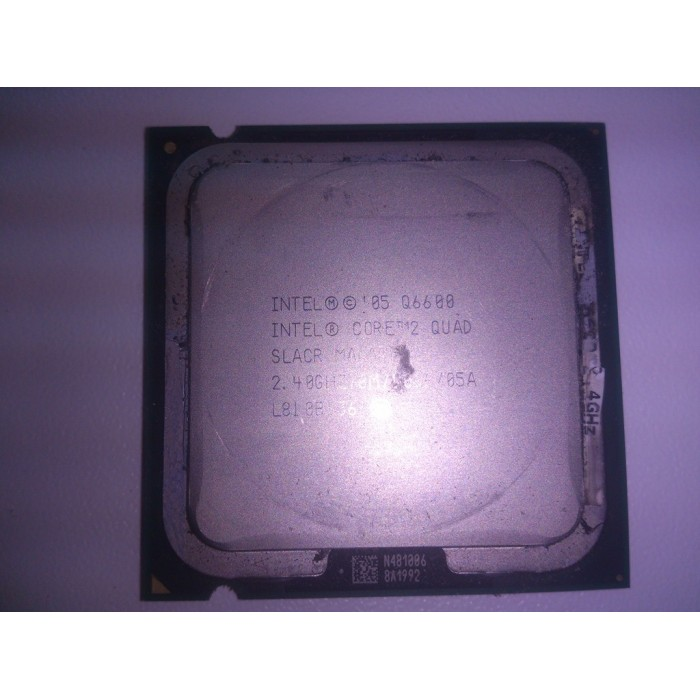 Procesador Intel Pentium Core 2 Duo 2.4Ghz
