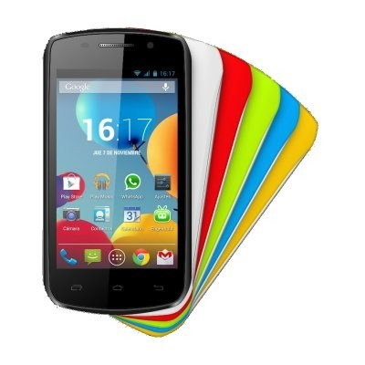 "ENGEL SF4025IPS COLORS 4"" D1.0GHZ 4GB 2XSIM"