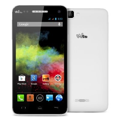 "WIKO RAINBOW 5"" HD IPS Q1.3GHZ 1+4GB"