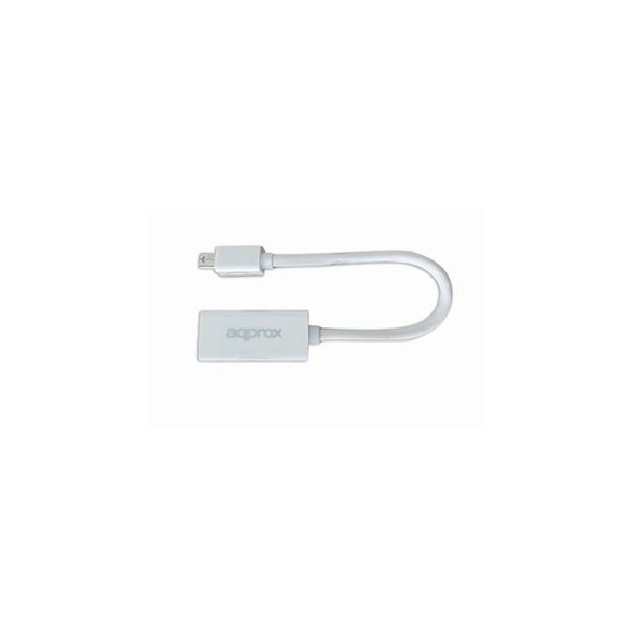 Adaptador Mini Display Port a Hdmi