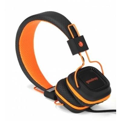 NGS GUMDROP Auricular+Micro Naranja