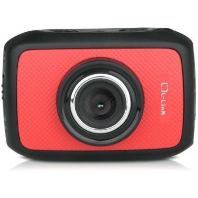 L-link Camara deportiva HD 720p Roja