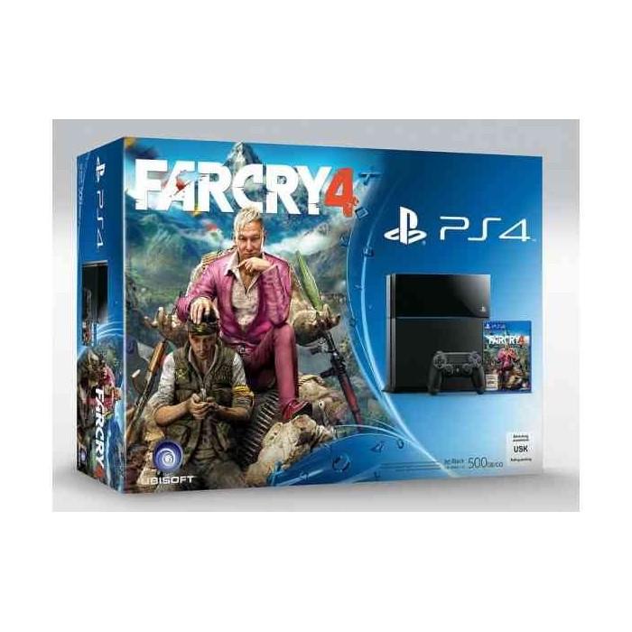 Playstation 4 500 Gb + Far Cry 4