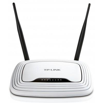 Router 300M TP-LINK TL-WR841N+HUB