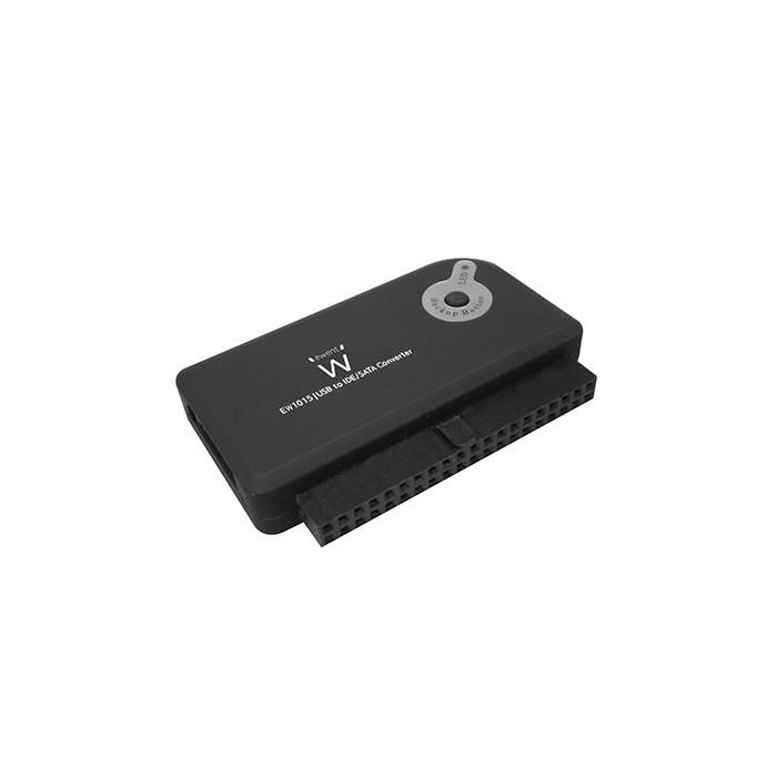 Adaptador USB2 a IDE/SATA EW1015
