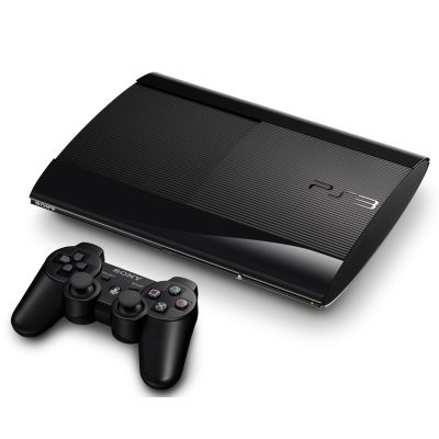 SONY PS3 12GB NEGRO