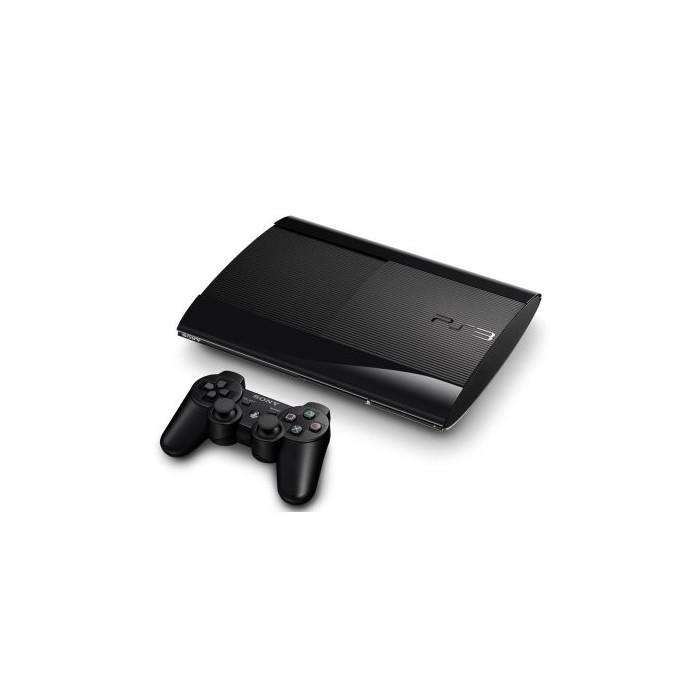 SONY PS3 12GB NEGRO