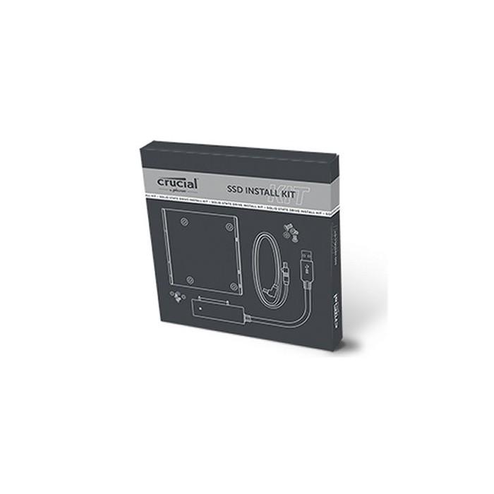 Crucial Kit instalación SSD