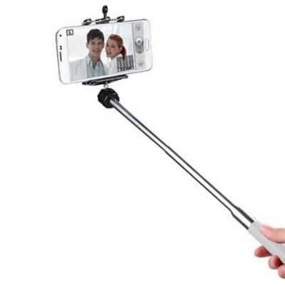 TAMTAM Bastón extensible selfie clip