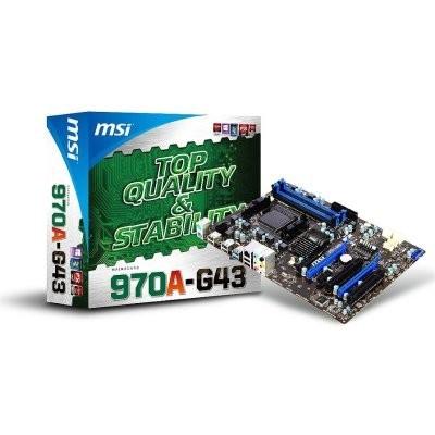 MSI 970A-G43 ATX AM3+