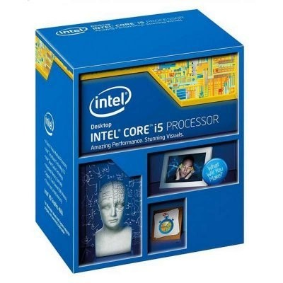 Intel Core i5-4460 3.2Ghz 6Mb 1150