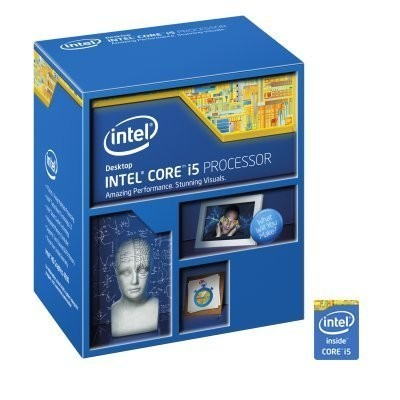Intel Core i5-4590 3.3Ghz 6Mb 1150