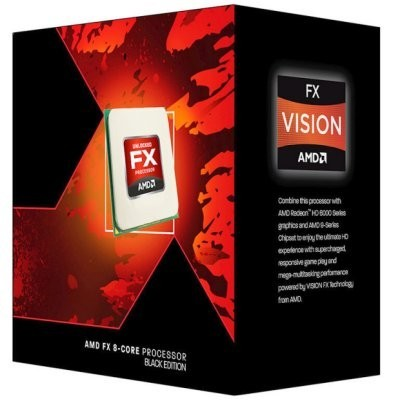 AMD FX-8350 4 Ghz 16MEG AM3+