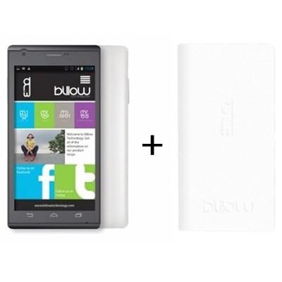 "Billow Pack S47QHDW 4.7"" + Funda Blanco"