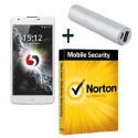 Iron5 Power + PowerBank 2500 + Norton Mobile