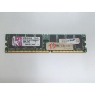 KINGSTON KVR400X64CA/512MB DDR 400MHZ