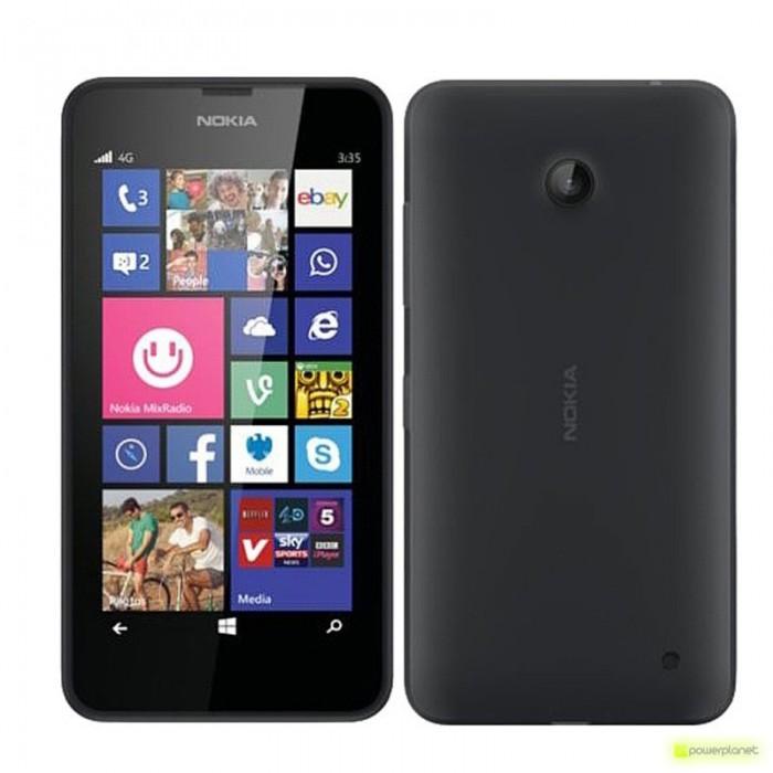 Nokia Lumia 530 Negro