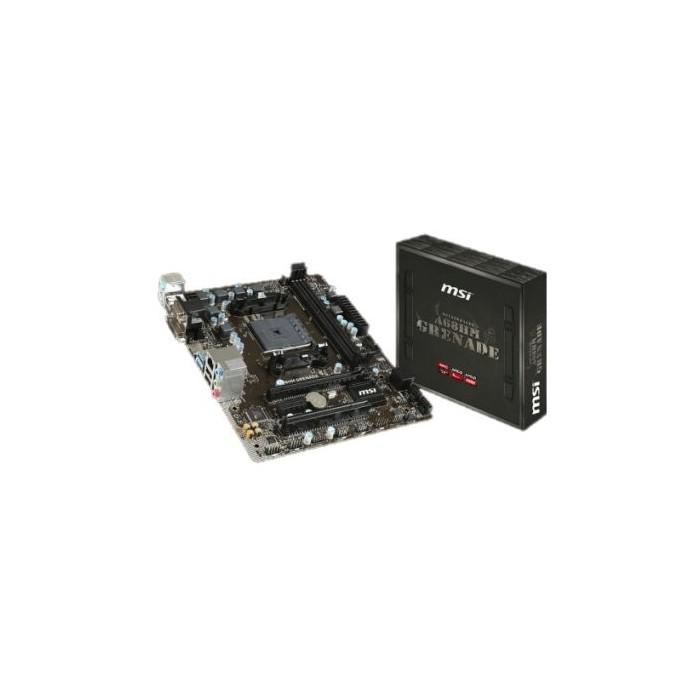 MSI A68HM Grenade USB3.0 mATX FM2+