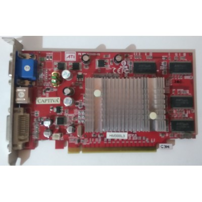 Ati Radeon X1050 256mb ddr2