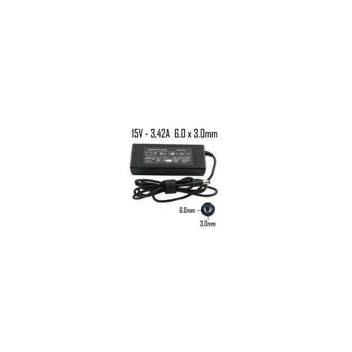 Cargador Toshiba 18,5V 1,1A 5.5x2.5mm