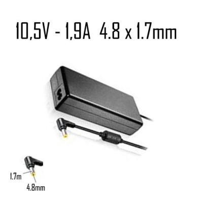 Cargador Hp 10,5V 1,9A 4.8X1.7mm