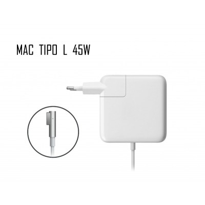 Cargador Apple 45W 14,5V 3,10A L