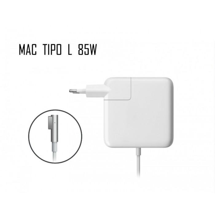 Cargador Apple 85W 18,5V 4,60A L