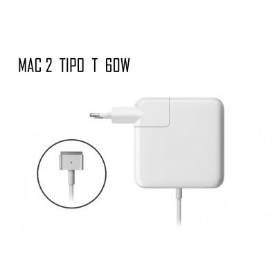 Cargador Apple 60W 16,5V 3,65A A2-60