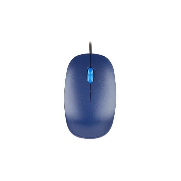 Raton óptico Ngs flame 1000 Dpi Azul