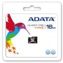 MICRO SD 16GB ADATA CL4